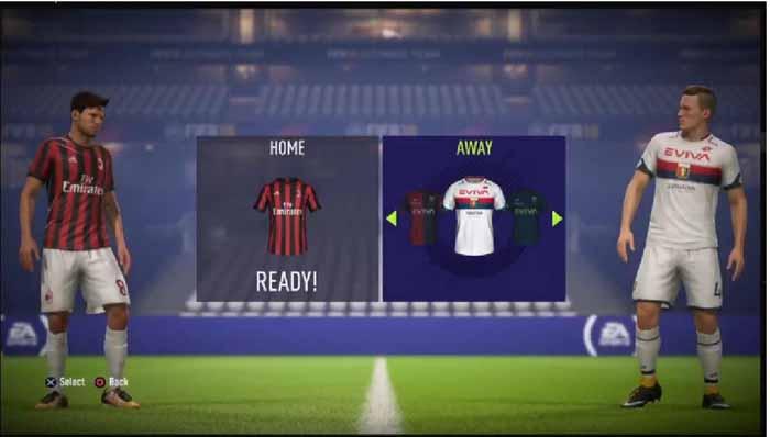 Both Versions of FIFA 19