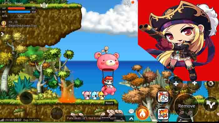 Topic in the MapleStory M