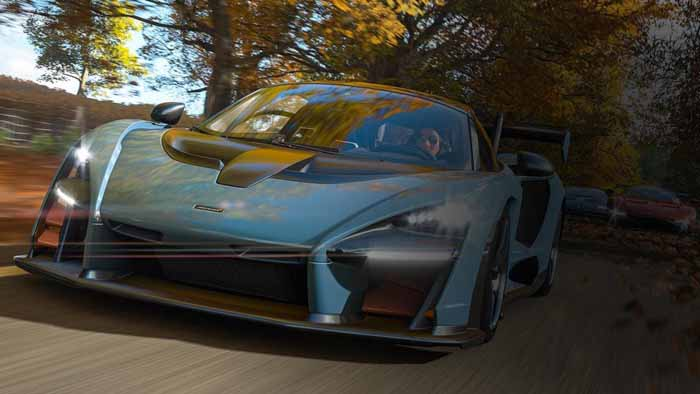 Forza Horizon 4 Upcoming Update